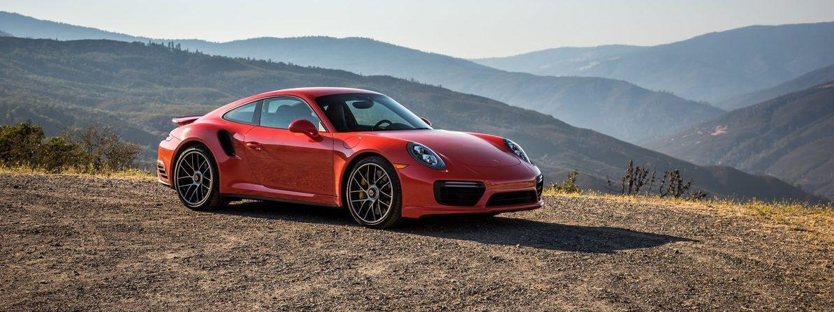 Porsche 911 Turbo S обзор