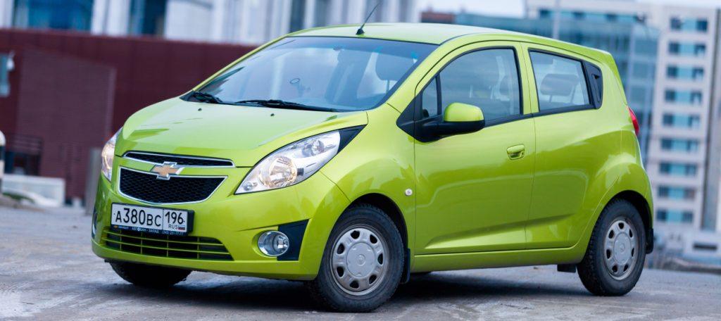 Обзор Chevrolet Spark