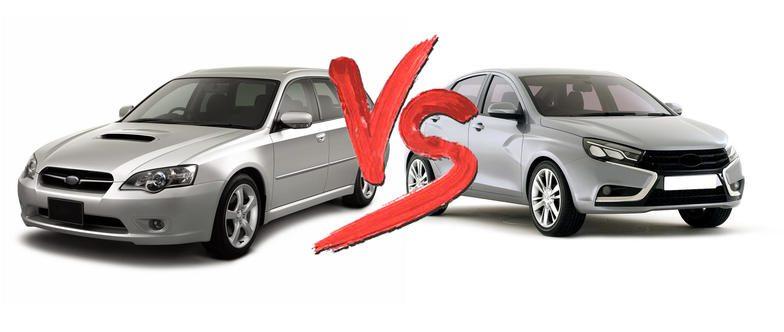 Что лучше подержанная иномарка или новый ВАЗ?