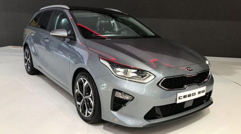 Kia Motors – модернизация и рестайлинг Ceed
