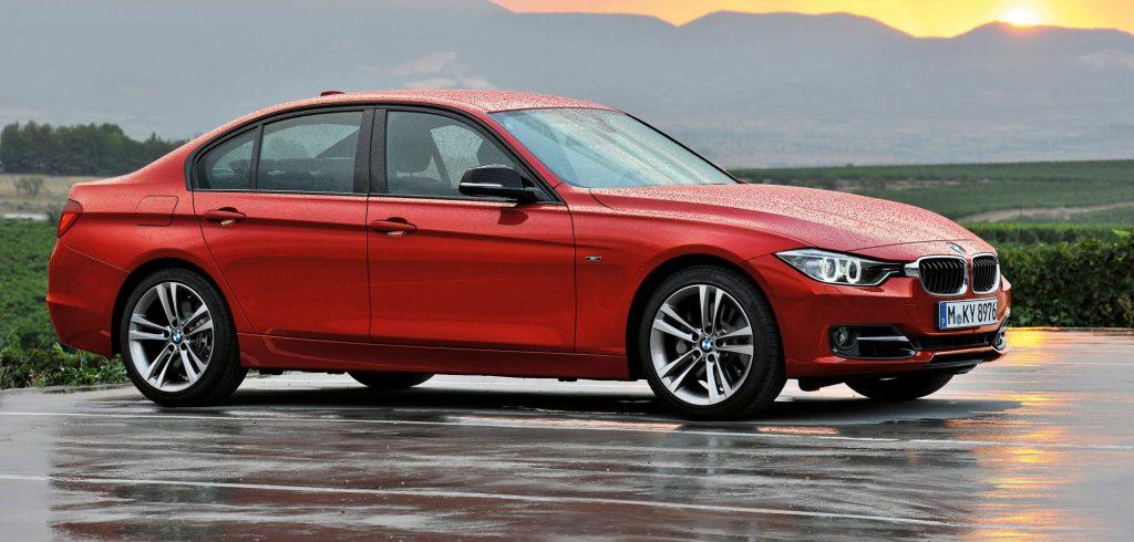 Новое поколение BMW 3-серии