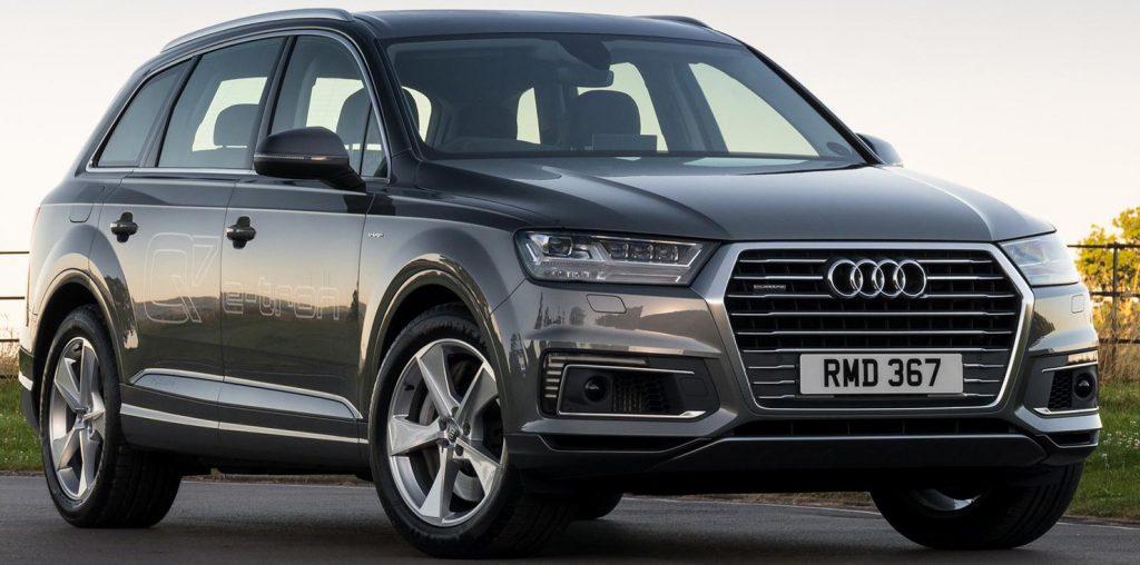 Обзор автомобиля Audi Q7