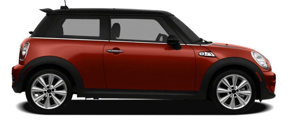 Тест-драйв для автомобиля Mini Cooper