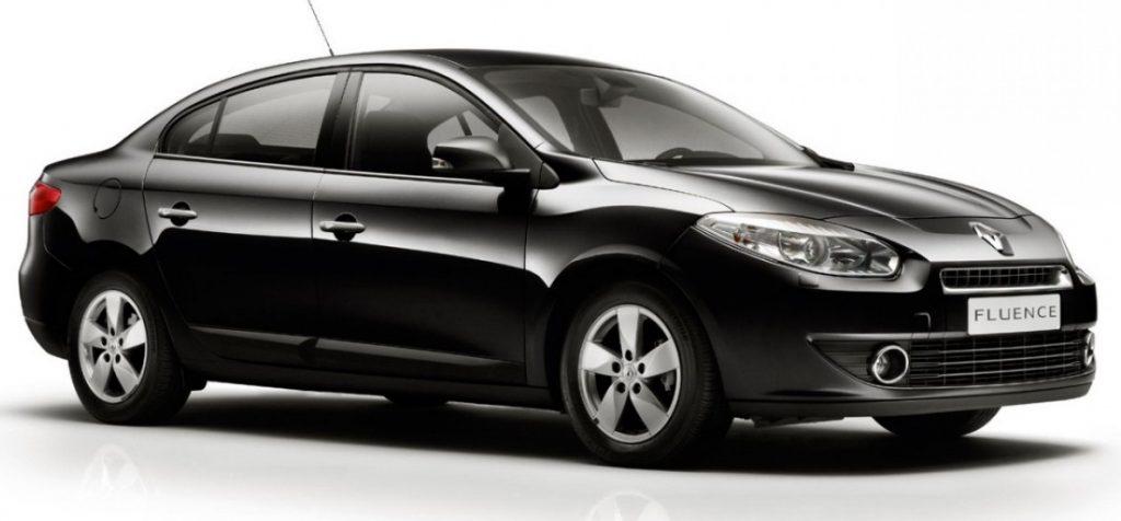 Отзыв о Renault Fluence