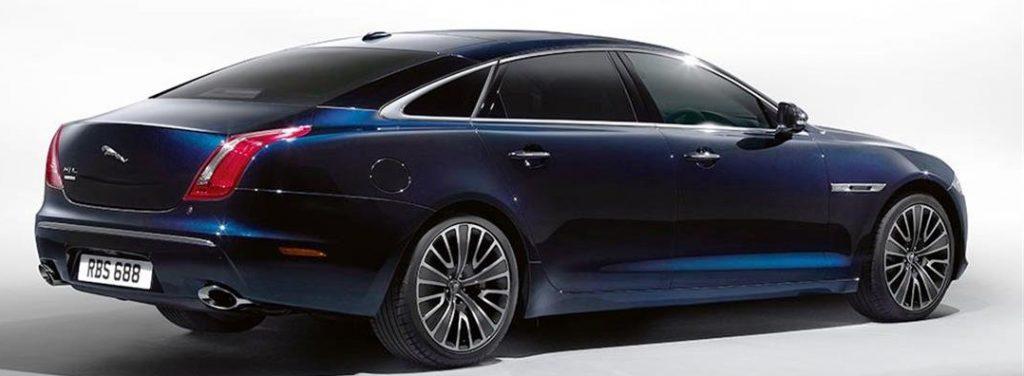 Jaguar XJ. Обзор