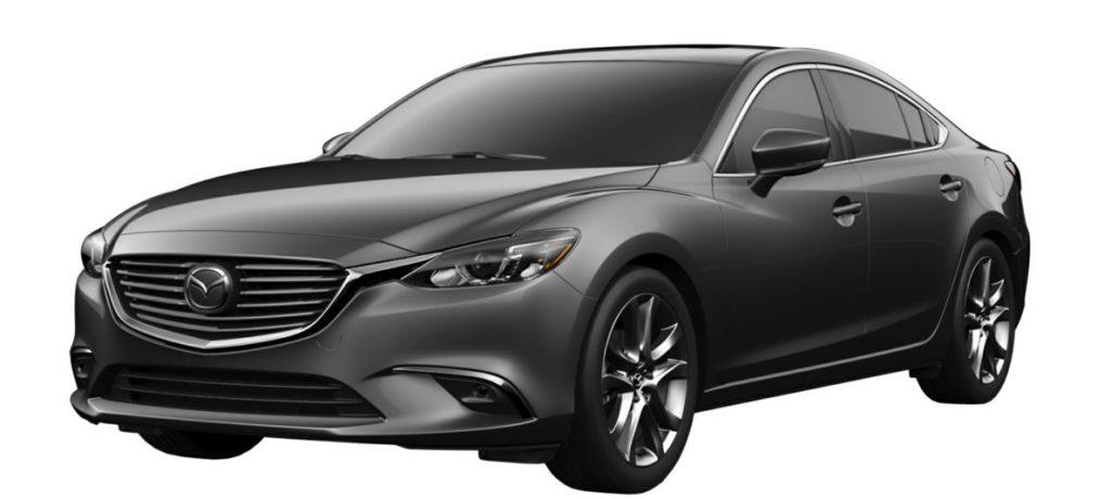 Новый автомобиль «Mazda 6»