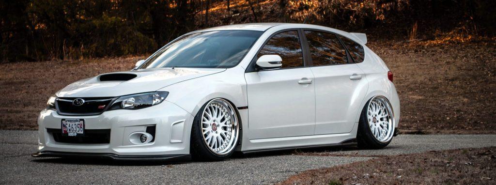 Обзор новой Subaru Impreza