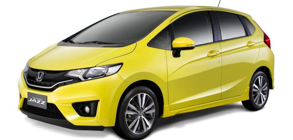 Обзор автомобиля Honda Jazz
