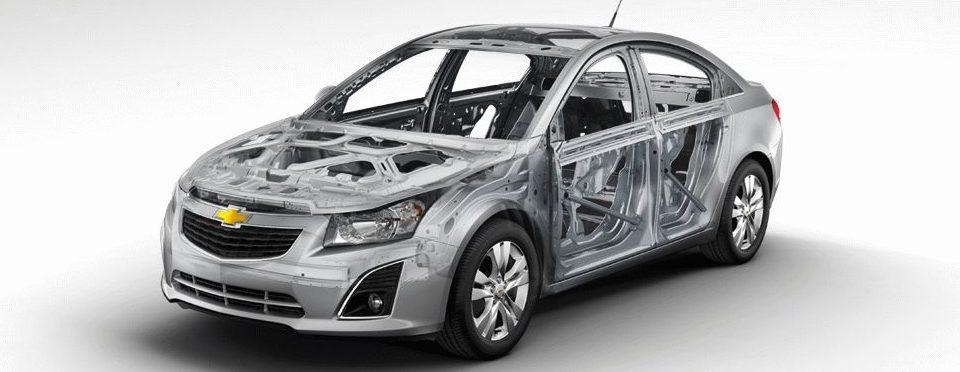 Притягательный кузов Chevrolet Cruze