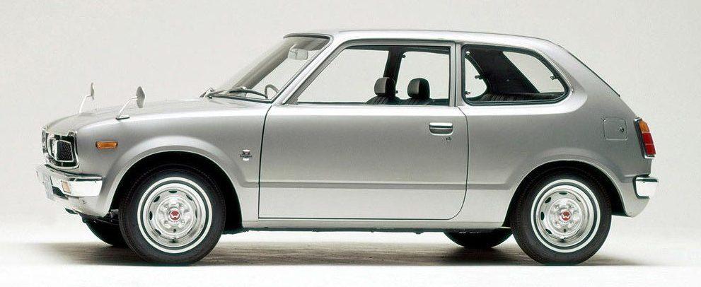 История марки Honda