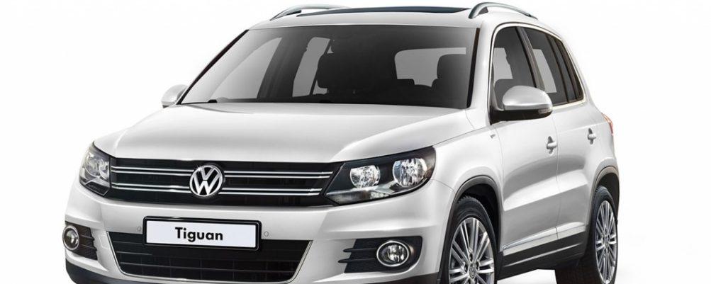 Volkswagen Tiguan - автомобиль для повседневной жизни