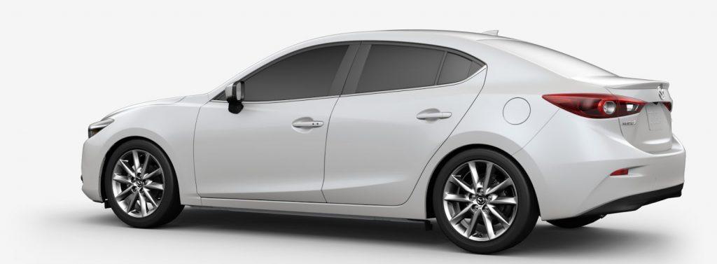 Обзор Mazda3