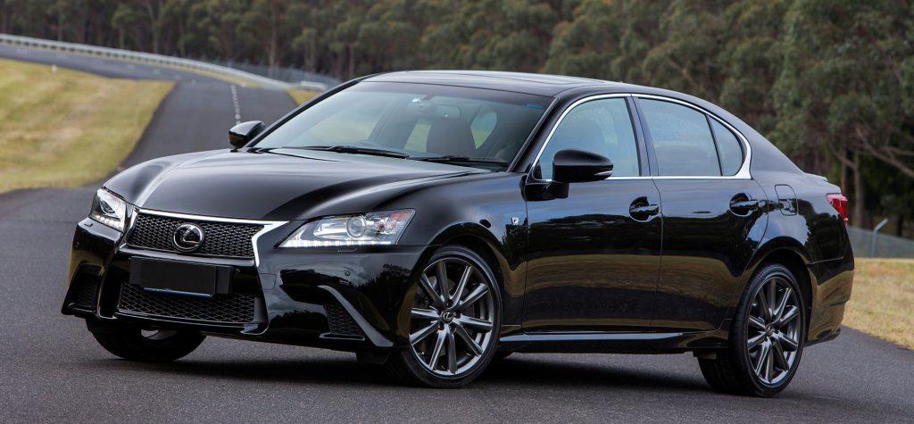 Lexus GS - роскошь на дорогах