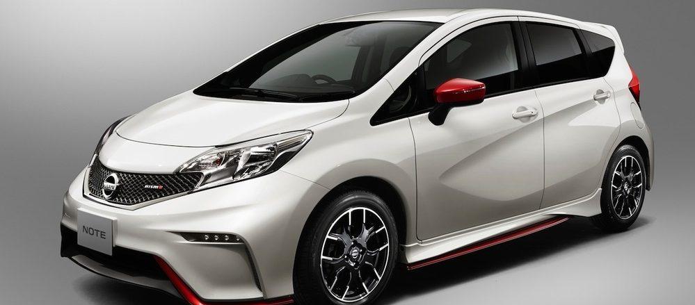 Nissan Note – городской семейный автомобиль