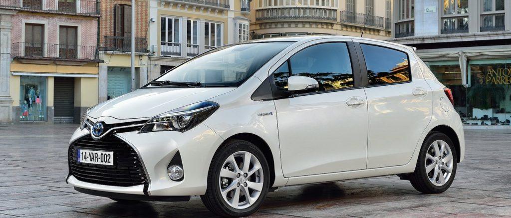 Toyota Yaris – куда хочу, туда рулю. Чувство свободы