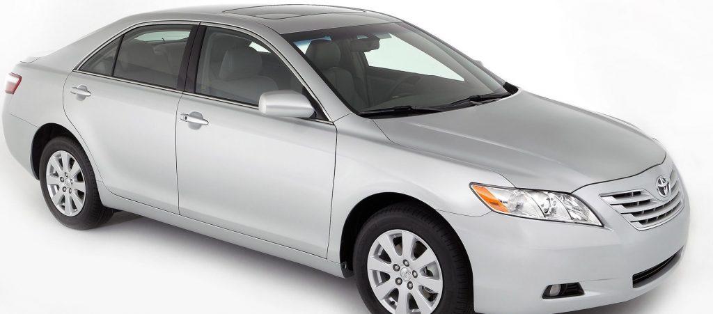 История Toyota Camry