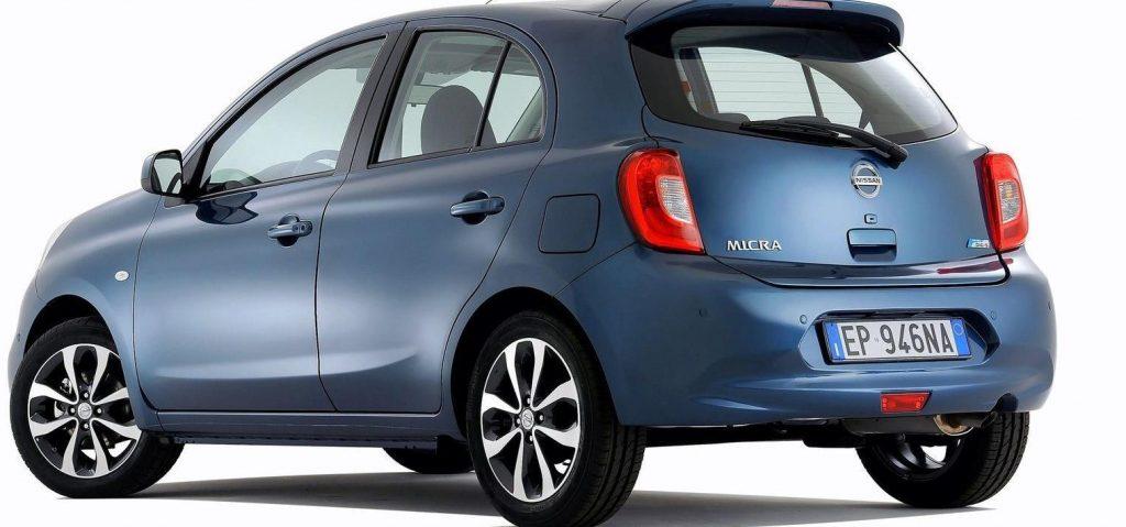 Nissan Micra 2014