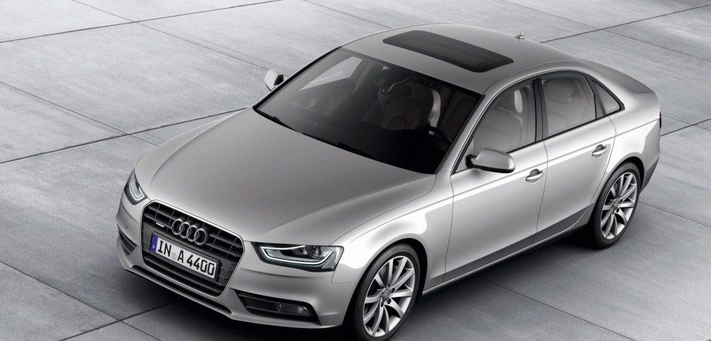 Новинка Audi A4 будет еще динамичнее