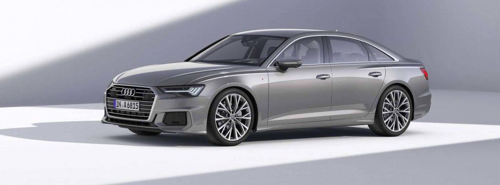 Новая Audi А6
