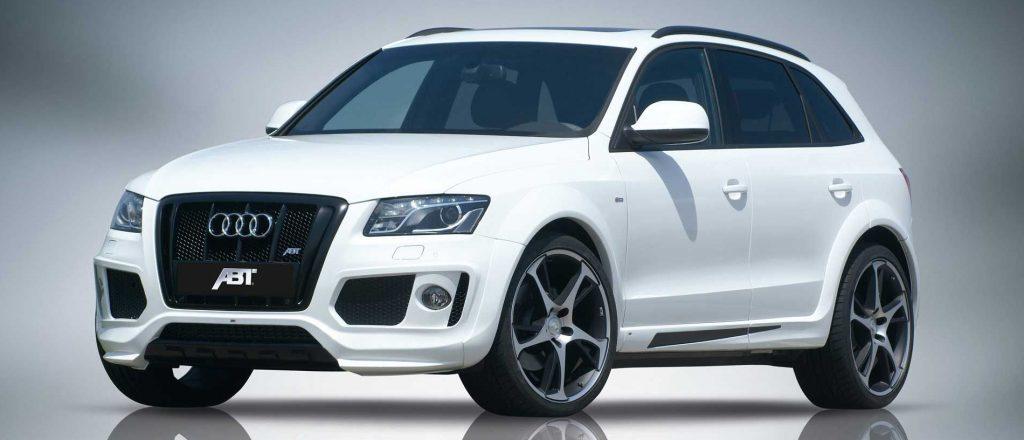 Обзор автомобиля Audi Q5
