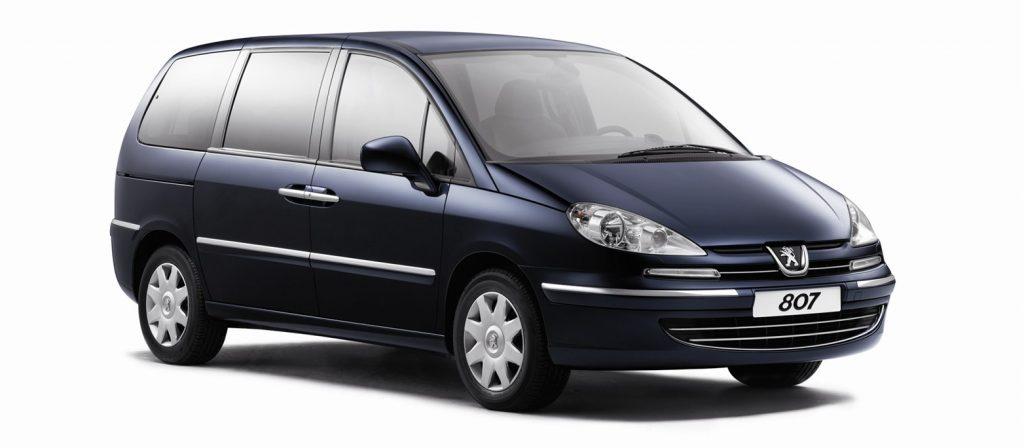 Тестируем Peugeot 807
