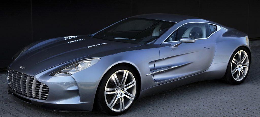 ТОП-10 самых дорогих автомобилей за 2013 год