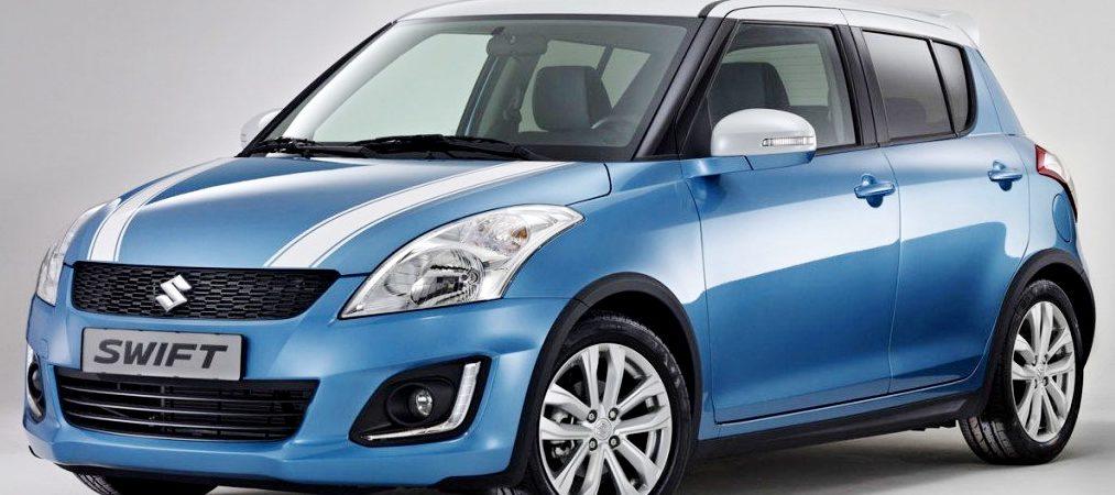 Suzuki Swift 2014 модельного года