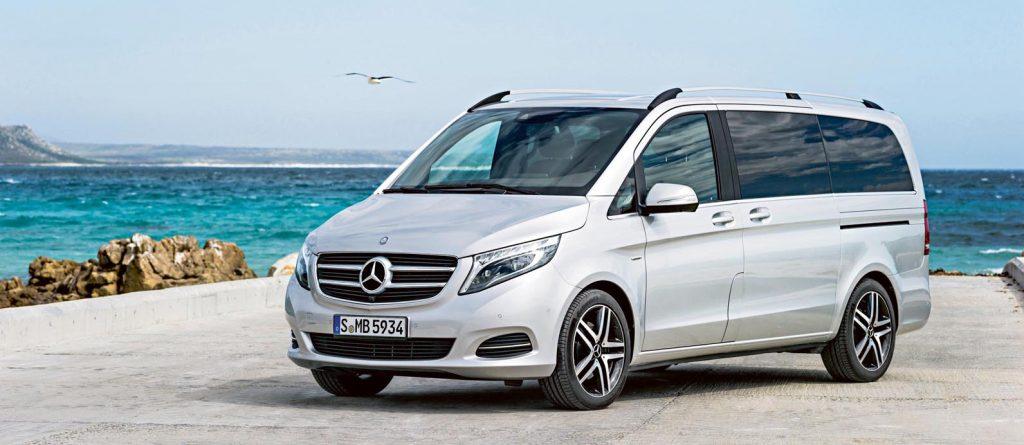 Обзор Mercedes-Benz Vito