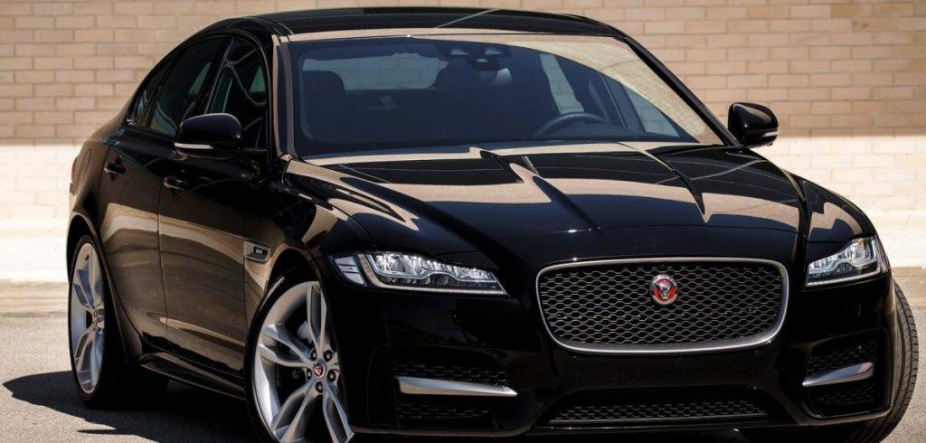 Jaguar XF тест-драйв авто