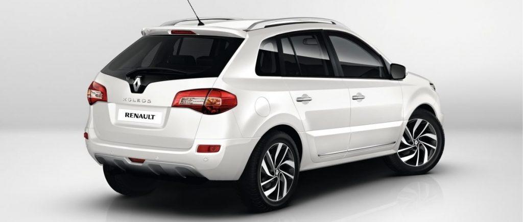 Новый Renault Koleos для 2014 года