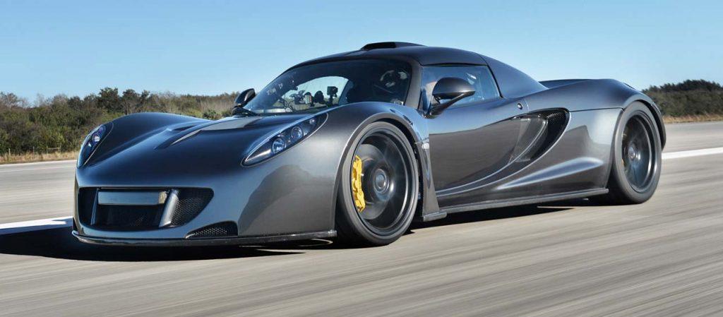Топ 10. Самые быстрые машины в мире 2013