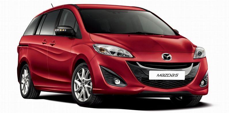 Mazda5 (Мазда5)