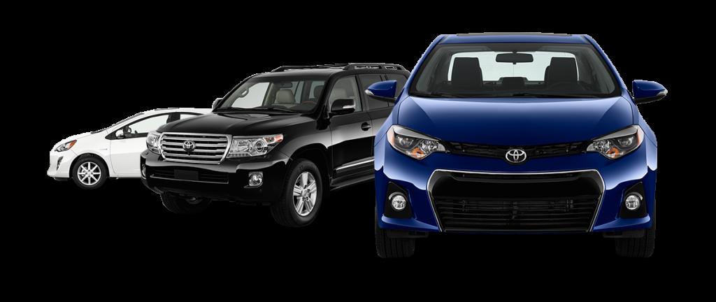 Выкуп автомобилей тойота